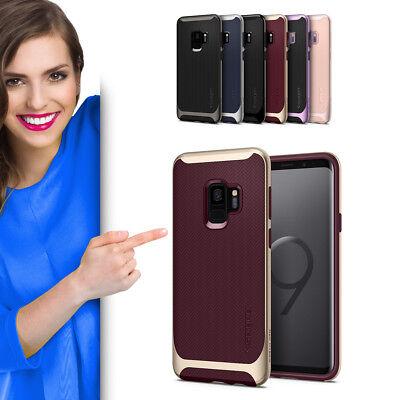 Spigen Neo Hybrid für Samsung Galaxy S9 Schutzhülle Case Cover Handy Etui  Neo Hybrid