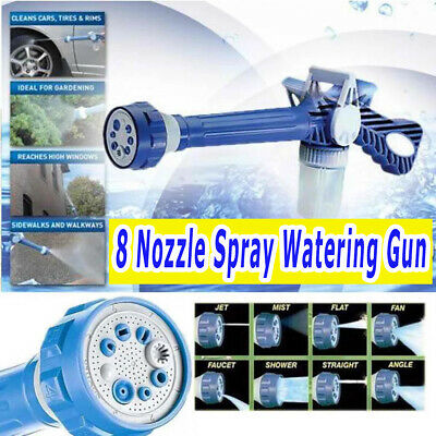 8 Nozzle Spray Watering Gun Original Hydro Jet High Pressure Power Washer M.w