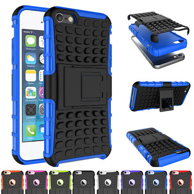 Shockproof Stand Hybrid Kids Rugged Case For Apple iPod Touch 5 6 5th 6th