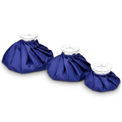 Wärmflasche & Kühlbeutel 3 Größen Set Eisbeutel Kältetherapie warm kalt