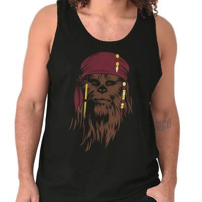 Space Movie Nerdy Pirate Galaxy Geeky Sci Fi Adult Tank Top T-Shirt Tees Tshirt - Adult Pirate Movie
