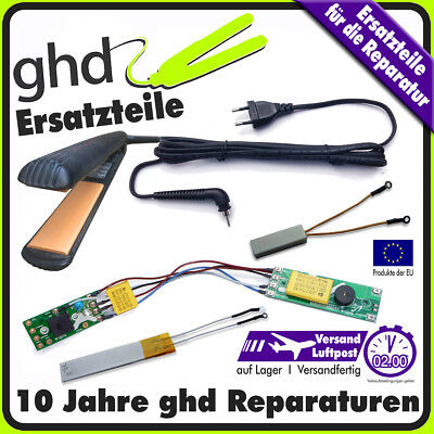Thermo Heizelemente (GHD Glätteisen Ersatzteil; Kabel, Heizelement, Thermosicherung oder Leiterplatte)