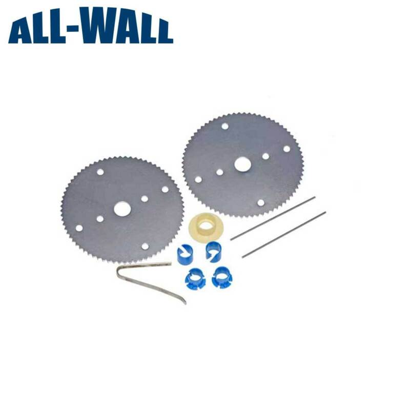 Level 5 Drywall Taper Rebuild Kit w/Wheels, Bushing, Bearings, Springs