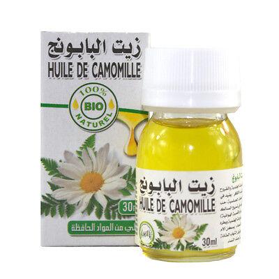 Kamillenöl 30 ml (4,65€ /10ml) 100% natürlich Kamillen Öl Kamille naturrein Öle - 10 Ml Natürlicher
