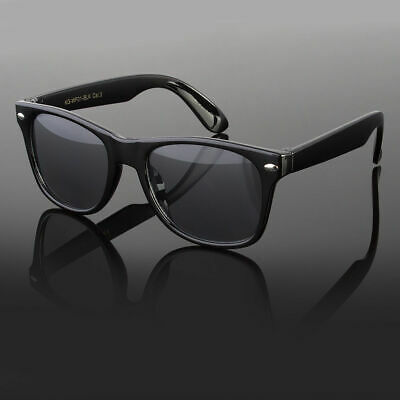 d0f331a4c KIDS TODDLER BOYS GIRLS BLACK VINTAGE CLASSIC RETRO SUNGLASSES SHADES
