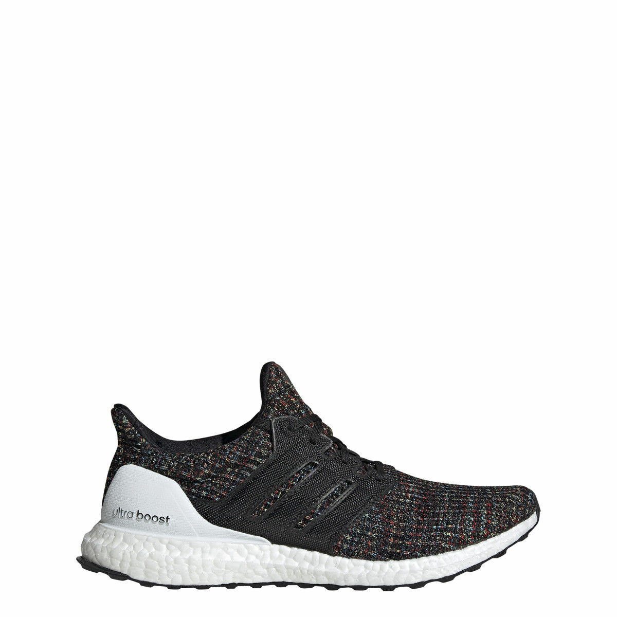 Adidas Men's Ultra Boost - NEW IN BOX - FREE SHIPPING - Black / White - F35232 +