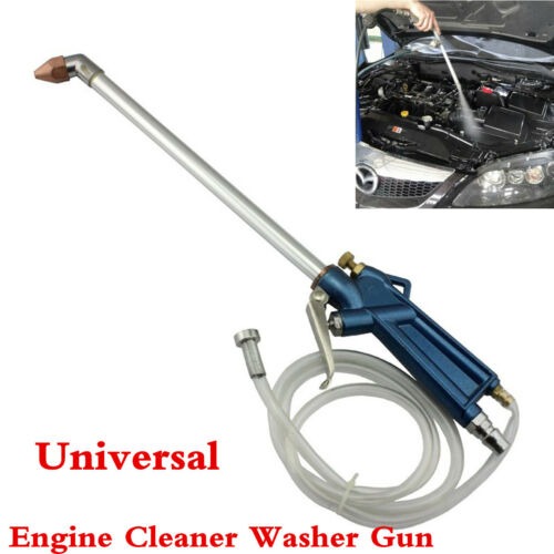 2 In1 Car Engine Cleaner Washer Gun Air Pressure Spray Dust Oil Cleaning Tool