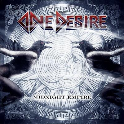 ONE DESIRE - MIDNIGHT EMPIRE CD ALBUM NEW PHD (22ND MAY)