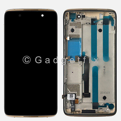 Alcatel Us Gold Display Lcd Touch Screen Digitizer Glass ...
