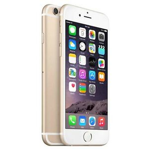 iPhone 6 **64GB** Gold