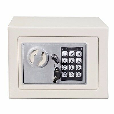 Safes And Lock Boxes Personal Lock Deposit Box Home Security Sentry Gun Safe-NEW