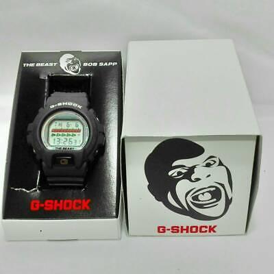 CASIO G-SHOCK Casio G shock Bob Sap collaboration DW-6600BBOB-1AJF watch for sale  Shipping to United States