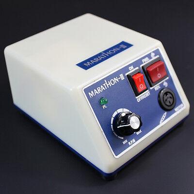 Dental Lab Marathon Electric Micromotor Polishing Machinepolisher Motor N3 Usa