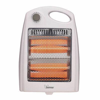 BIMAR HR304 Calentador A Infrarrojo, Eléctrico Bajo Consumo 800W para
