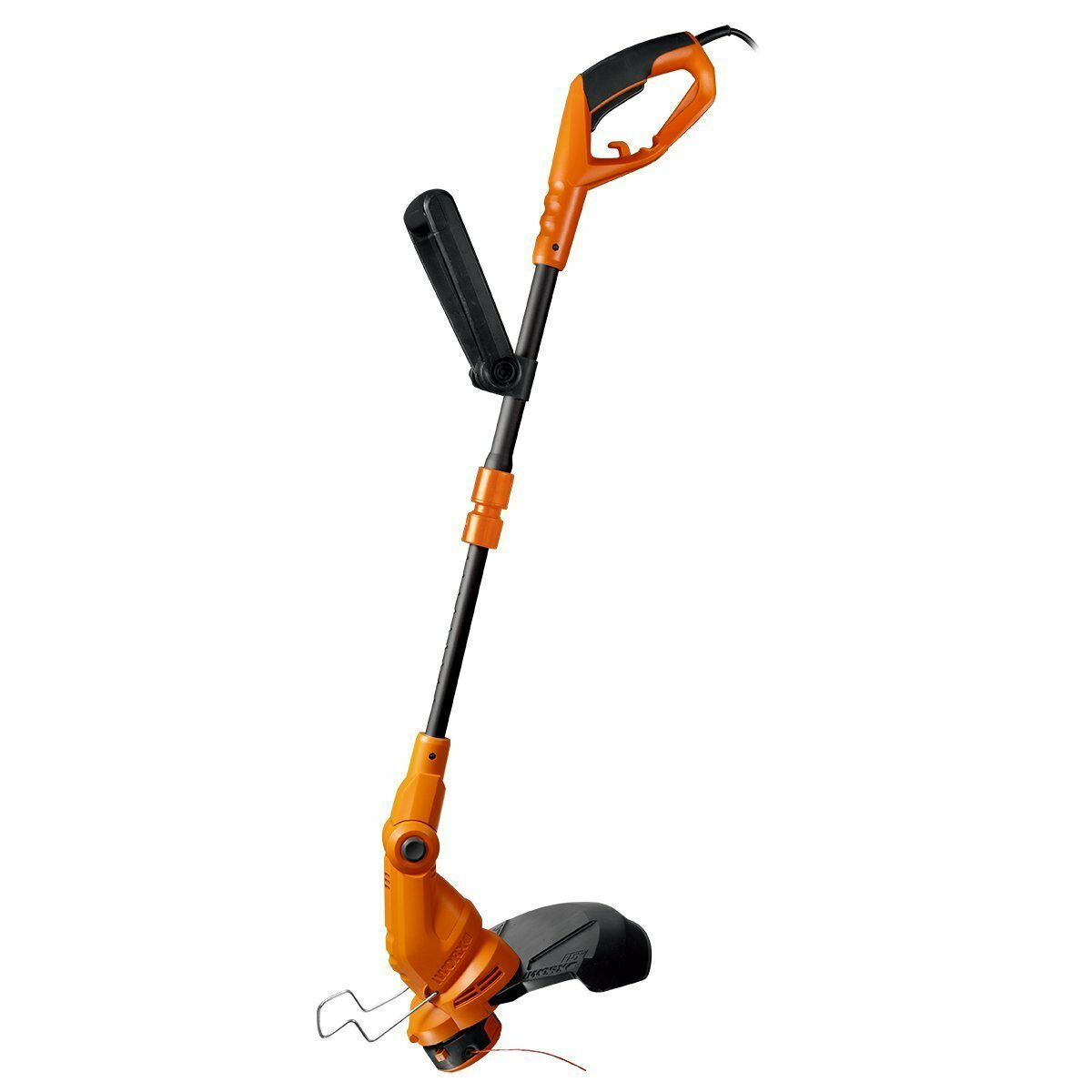 WORX WG119 15-Inch Electric Grass Trimmer with Tilting Shaft