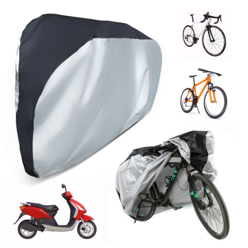 Waterproof Bike Bicycle Cover Outdoor Rain Sun Snow Dustproof Protector For Bike