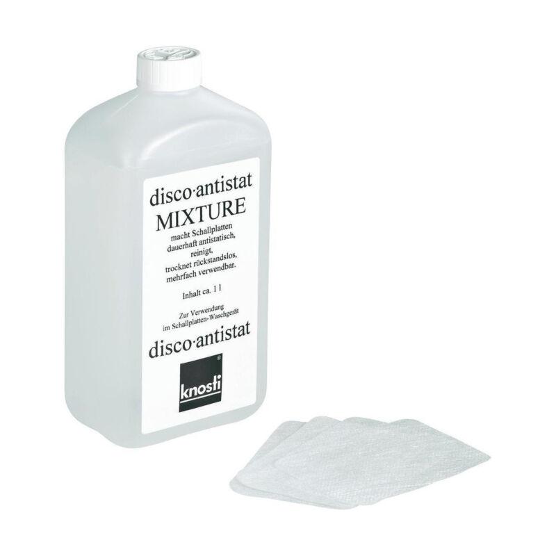 Knosti Disco Antistat Schallplatten Reinigungsflüssigkeit 1 Liter (1301000) NEU!
