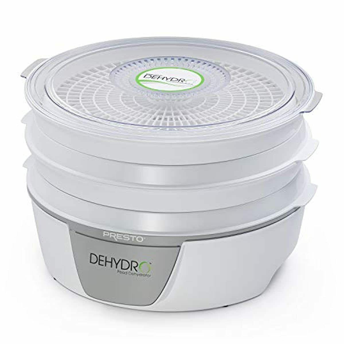 Presto 06300 Dehydro Electric Food Dehydrator, Standard