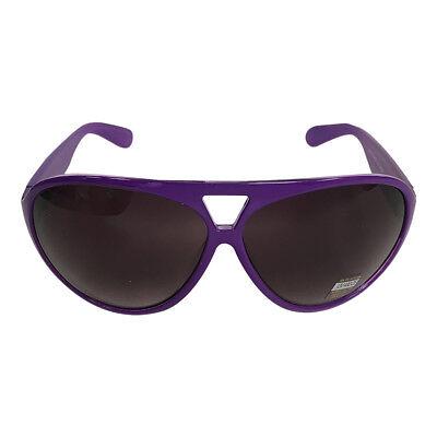 Purple Round Plastic Aviator Sunglasses The Dude Big Lebowski Jeffrey (Lebowski Sunglasses)