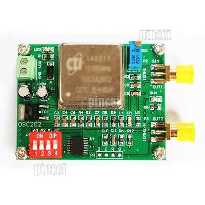 10MHz OCXO Standard Reference Board 10M 2.5M 1M 100K 10K 1K 10Hz 2Hz For Radio