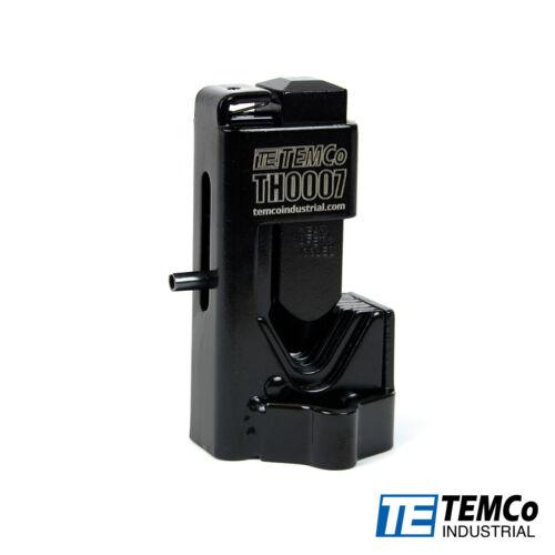 TEMCo Hammer Lug Crimper V2 with holes for bench mounting (8AWG TO 4/0 Gauge)