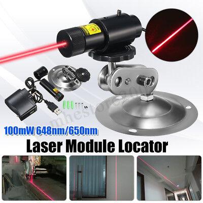 51050100mw 405nm 532nm 648nm 650nm Red Green Laser Diode Line Module Locator