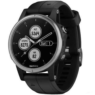 Garmin Fenix 5S Plus Unisex Smartwatch Multisport Training GPS 010-01987-20