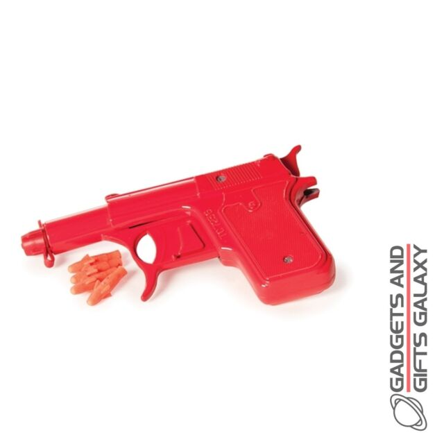 ORIGINAL METAL POTATO SPUD GUN NOVELTY Kids gift games toys and gadgets