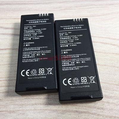 2 x 1150mAh Ryze Tech DJI Tello Drone Battery 3.8V Intelligent Flight Batteries