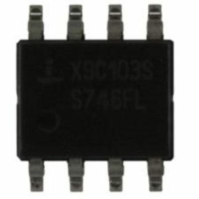 Xicor X9c103s Sop-8 E2pot Nonvolatile Digital Potentiometer Usa Ship
