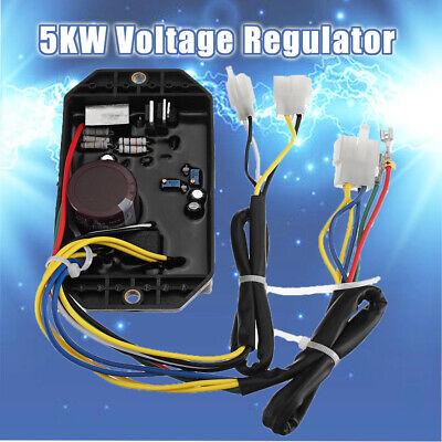 5000w Avr Voltage Regulator Rectifier Ki-davr-50s F Kipor Single Phase Generator