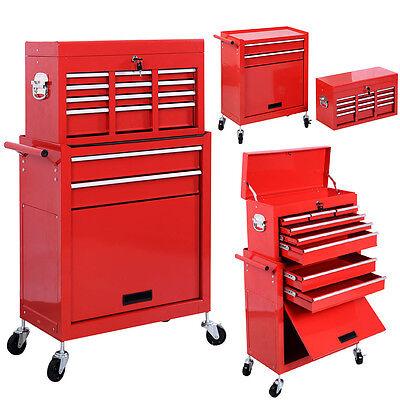 Werkzeugwagen Werkstattwagen Kofferaufsatz Rollwagen Werkzeugkiste Koffer