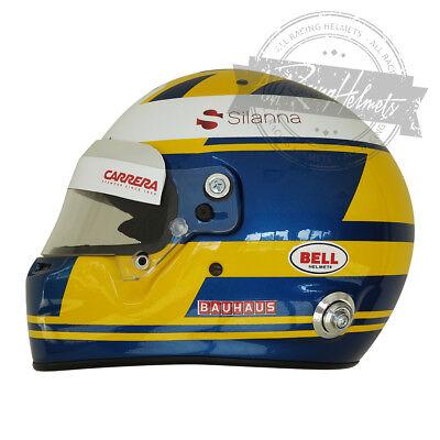 Marcus Ericsson 2018 F1 Formula One Full Scale Replica Helmet Helm Casco Casque for sale  Hollywood