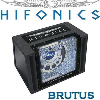 HIFONICS BRUTUS BXi12BP BASSKISTE MIT 30CM SUBWOOFER