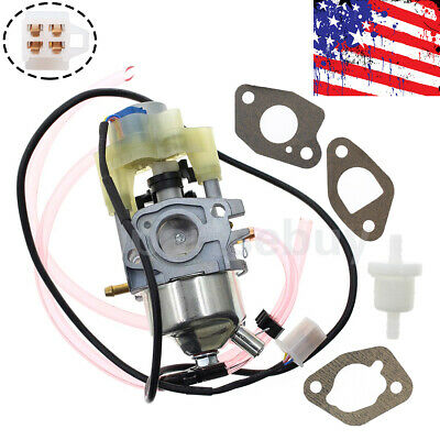 New Carburetor Carb Asm 16100-zl0-d66 For Honda Eu3000i 2000i Eu3000is Generator