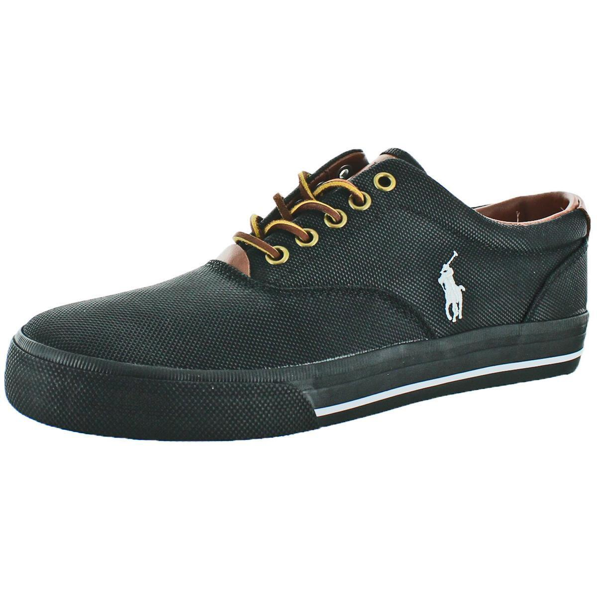 Polo Ralph Lauren Vaughn Men's Canvas Fashion Sneakers Shoes