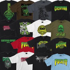 CREATURE-Camiseta-Varios-Disenos-Skate-Tees-CSFU