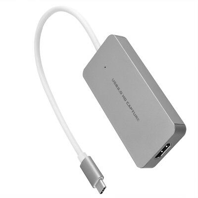 EZCAP Type C HD Video Capture Card For Mac Window Linux HDMI Game Capture HD Pro for sale  China