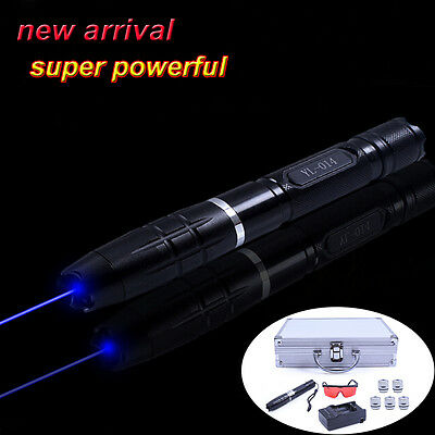 Blue Color Laser Pen Laser Pointer Teaching-aid Laser Torch Laser Flashlit Pack