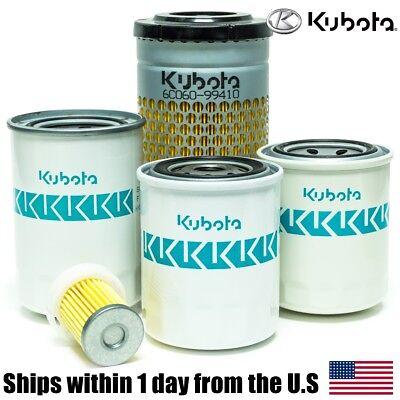Genuine Oem Kubota B7800 B2910 B2710 Hsd Hst Filter Maintenance Kit
