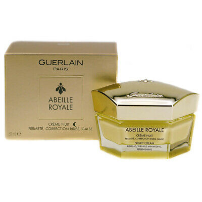 Guerlain Abeille Royale Night Cream Moisturiser 50ml Firming & Moisturising