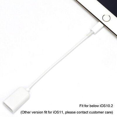 Apple Usb Tastatur Maus (Apple 8Pin to USB OTG Adapter Kabel iPhone6s 6 5 iPad Tastatur Kamera Maus)