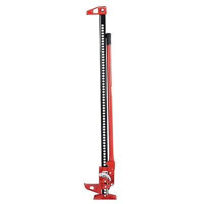 "New 3 Ton 60"" Off Road Ratcheting Farm Jack Truck High Lift Bumper Tractor Suv"