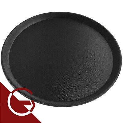 Gastroquik Antirutsch Servier tablett Kellnertablett Gastronomietablett - 35,5cm
