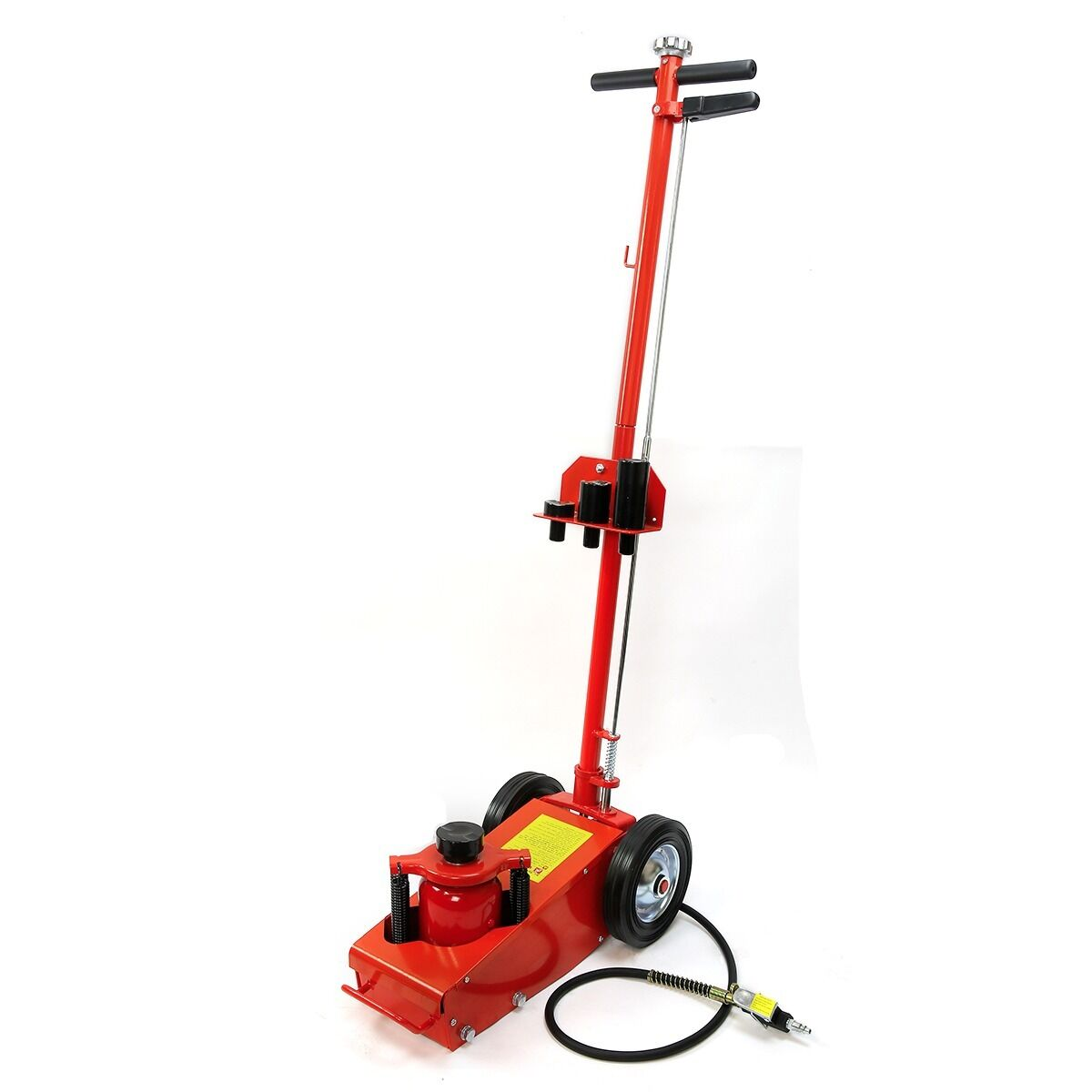 22 Ton Air Hydraulic Floor Jack Hd Truck Power Lift Auto