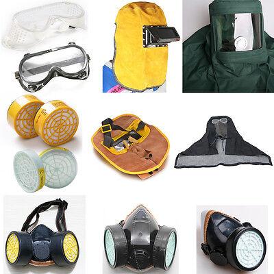 Antidust Face Mask Hood Respirator Filtercatridgewelding Gogglesprotection