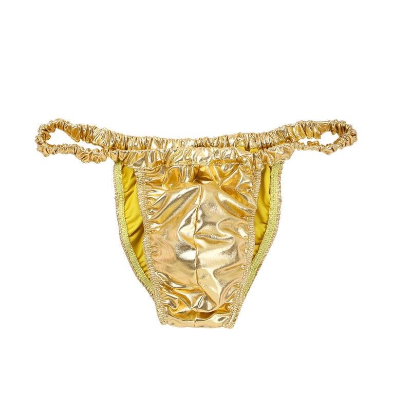 String pour Hommes Tanga sous-Vêtements Pur Mini Slip