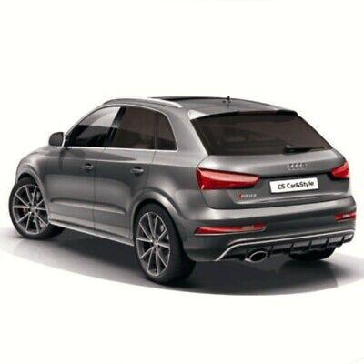 Tönungsfolie passgenau schwarz 85% Mercedes GLK X204 11/2008-06/2015