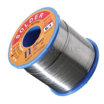 400g 0.8mm 6040 Rosin Core Solder Tin Lead Flux Soldering Welding Iron Wire Us