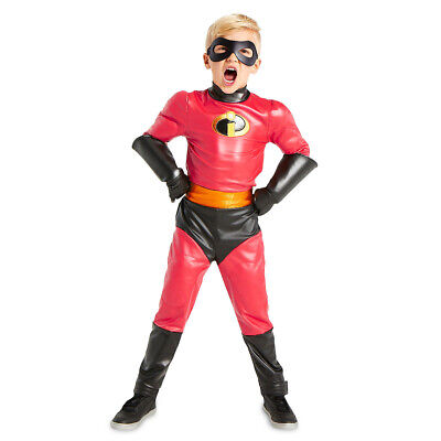 Disney Incredibles 2 Dash Boy Halloween Costume For Boys Size 7/8